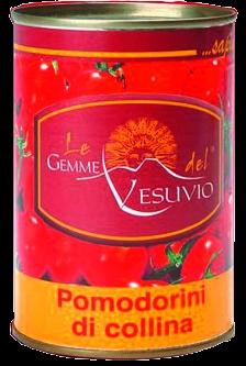Le Gemme del Vesuvio - Filetti di Pomodoro - Tomatenfilets