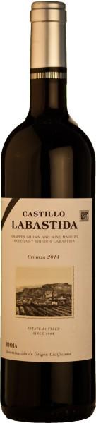 Castillo Labastida Crianza Rotwein Rioja 2015