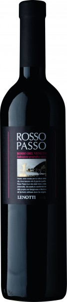 Lenotti Rotwein Rosso Passo IGT 2017