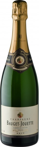 Bauget-Jouette Champagner Epernay Carte Blanche Brut