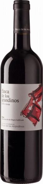 Rotwein Rioja Crianza Tempranillo Finca Los Arandinos