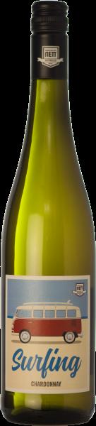 Weißwein Surfing Chardonnay Bergdolt Reif und Nett