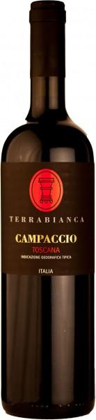 Terrabianca Campaccio IGT Toscana Rotwein Italien 2013