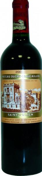 Château Ducru Beaucaillou 2001 St. Julien 2éme Grand Cru Classé