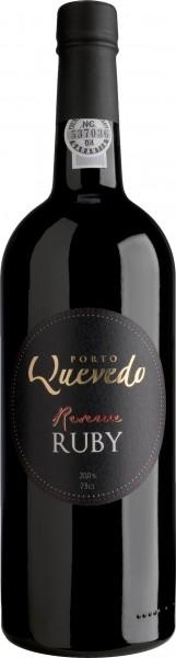 Quevedo Portwein Porto Reserve Ruby 19,5% 0,75 L.