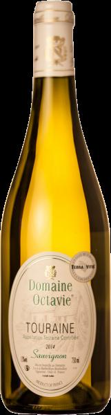 Domaine Octavie Weisswein Touraine Sauvignon Blanc AOC 2019