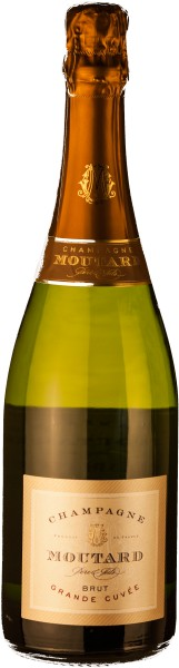 Champagne Moutard Blanc
