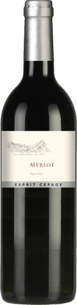 Coteaux du Pic Rotwein Merlot Esprit Cepage 2016