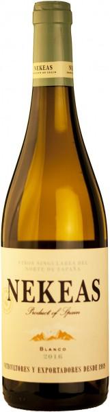 6 Flaschen Weißwein Spanien Nekeas Chardonnay Viura