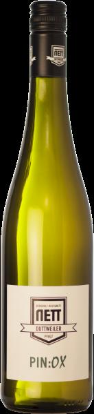 Weißwein PinOX Bergdolt Reif und Nett Weissburgund, Auxerrois, Chardonnay