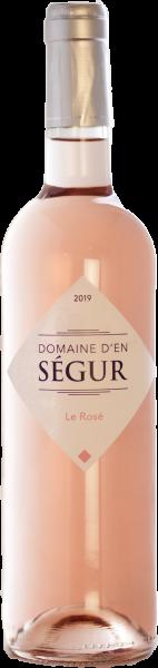 Domaine D'en Segur Le Rosé Provence 2019