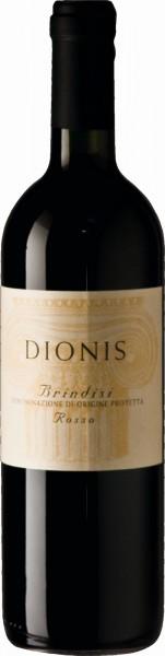 Rotwein Dionis Brindisi aus Apulien