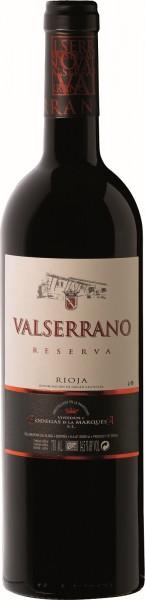 Marquesa Valserrano Reserva Rioja Rotwein 2014