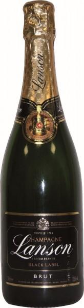 Lanson Champagner Black Label Brut
