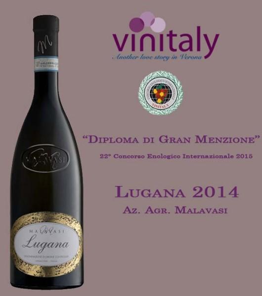 6 Flaschen Malavasi Weisswein Lugana Italien DOC 2018 - bester Lugana der Vinitaly