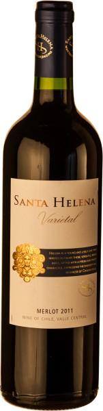 Santa Helena Rotwein Chile Merlot 2016
