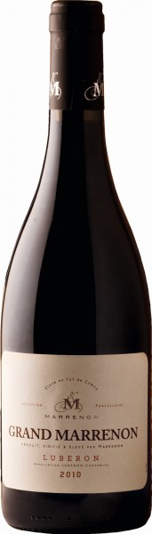 Grand Marrenon Rouge 2015 AOC Luberon