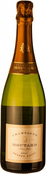 6 Flaschen Champagner Moutard Grande Cuvée Brut - 150,00€ statt 179,40€