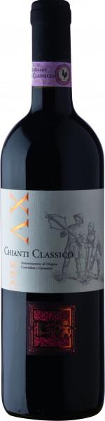 Tenuta Casuccio Tarletti Rotwein Chianti Classico DOCG 2015