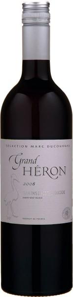 Vigneron Plaimont Rotwein Grand Heron Rouge VDP 2016