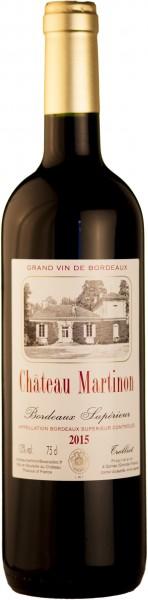 Château Martinon Bordeaux Superior Rotwein AOC 2016