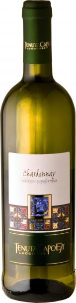 12 Flaschen Weißwein Tenuta CapoEst Lucchese Chardonnay Italien