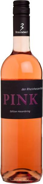 Braunewell Pink Roséwein Rheinhessen exklusiv troicken 2018