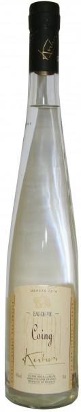 Kuhri Coing Eau de Vie Elsass Quittenbrand 45% 0,7 L.