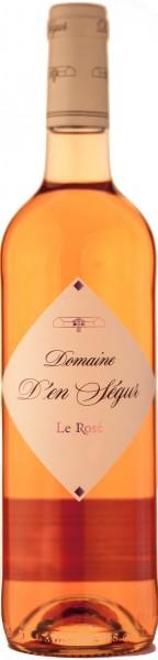 Domaine D'en Segur Le Rosé Provence 2018