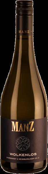 Eric Manz Wolkenlos Cuvée Weißburgunder & Chardonnay trocken 2019