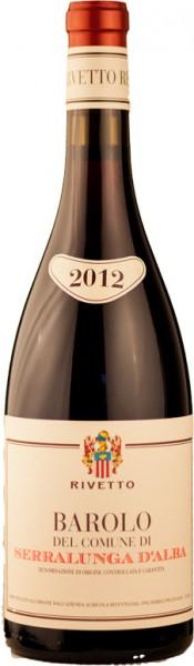 Barolo Rotwein von Rivetto aus Italien