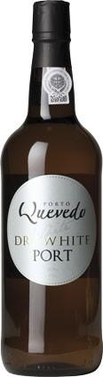 Quevedo Portwein Dry White Port 18,5 % 0,75 L.