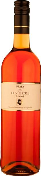 Rosé Wein Herrenberg Pfalz halbtrocken