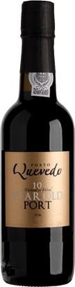 Quevedo Portwein Porto 10 Years 20% 0,375 L.
