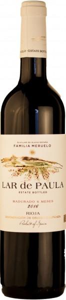 Lar de Paula Rioja Rotwein Tempranillo Madurado