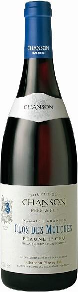 Chanson Clos des Mouches 1er Cru Pinot Noir 2006