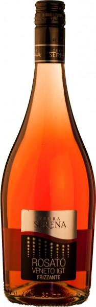 6 Flaschen Terra Serena RosatoItalien Frizzante IGT für 30 € statt 33 €