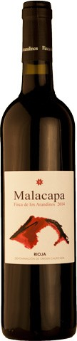 Finca Los Arandinos Malacapa Tinto Rotwein Rioja D.O. 2018