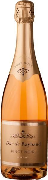 Sekt Rosé Brut Crémant Provence Pinot Noir