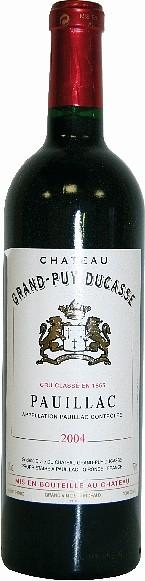 Château Grand Puy Ducasse 2006 Paulliac Medoc Cru Classé