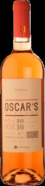 Quevedo Oscar´s Rosé Wein Portugal trocken 2019