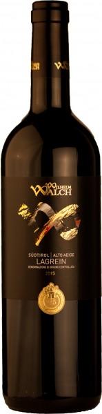 Wilhelm Walch Rotwein Lagrein Premium DOC 2017
