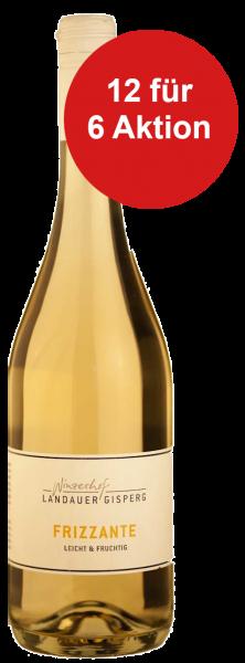 12 für 6 Aktion! Weingut Landauer Perlwein Frizzante